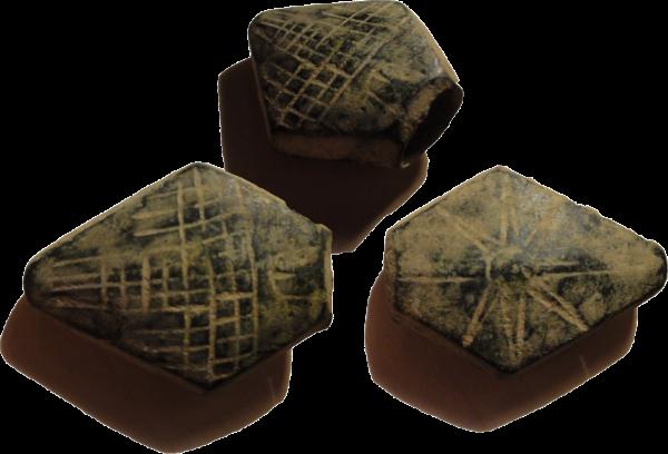 Pommeau dague XIII - XIV